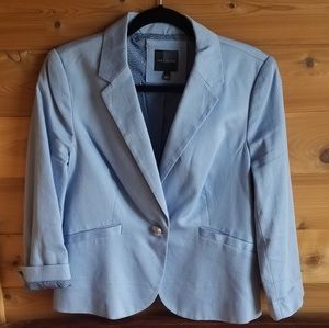 Blue Blazer from The Limited